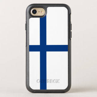 Flag of Finland OtterBox iPhone Case