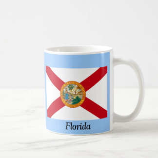 Flag of Florida Coffee Mug