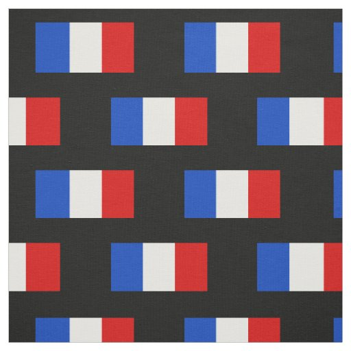 Flag of France Fabric