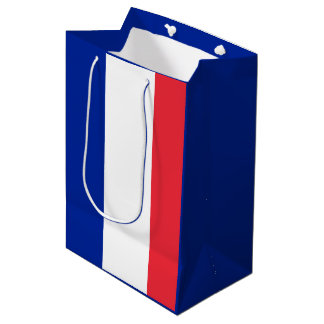 Flag of France Medium Gift Bag