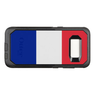 Flag of France Samsung OtterBox Case