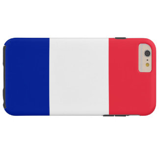 Flag of France Tough iPhone 6 Plus Case