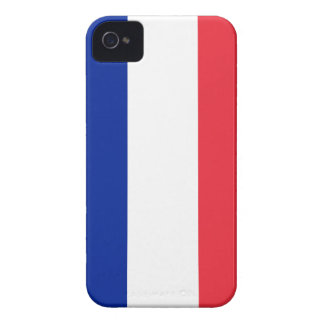 Flag of France, Tricolour National Flag Case-Mate iPhone 4 Cases
