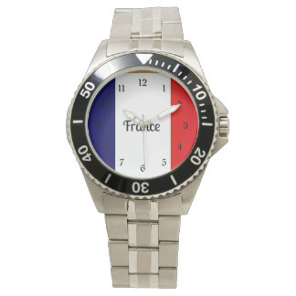Flag of France Watch