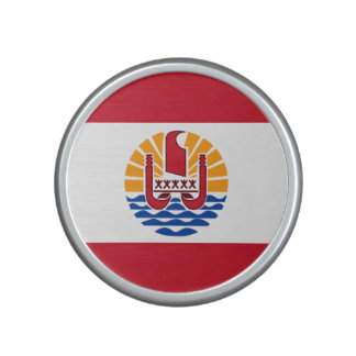 Flag of French Polynesia Bumpster Speaker