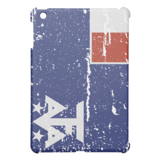 FLAG OF FRENCH SOUTHERN ANTARCTICA iPad MINI CASE