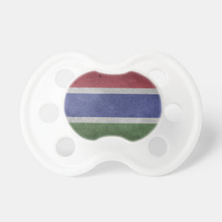 Flag of Gambia Baby Pacifier