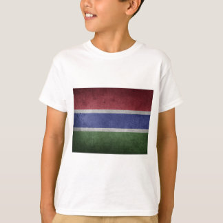 Flag of Gambia T-Shirt