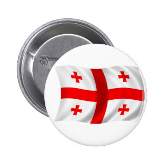 Flag of Georgia Button