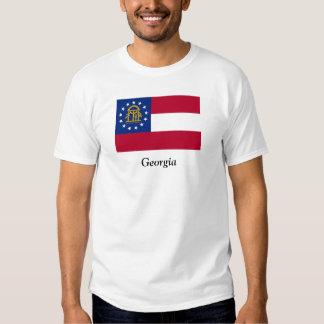 Flag of Georgia Tshirts