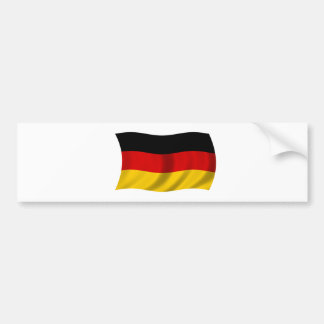 Flag of Germany Bumper Sticker