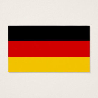 Flag of Germany  Business Cards