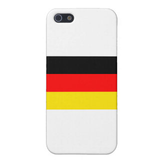 Flag of Germany Cover For iPhone 5/5S