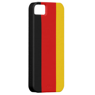 Flag of Germany iPhone 5 Case-Mate ID™ Barely There iPhone 5 Case