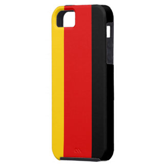 Flag of Germany iPhone 5 Case-Mate Tough™ iPhone 5 Cover