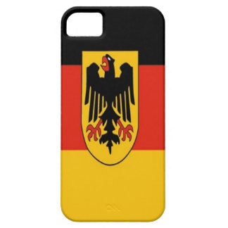 Flag of Germany iPhone 5 Cases