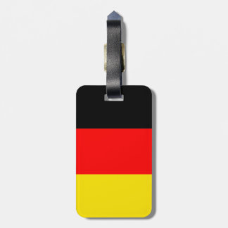 Flag of Germany Luggage Tag