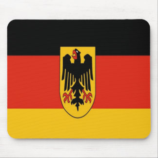 Flag of Germany Mouse Mat