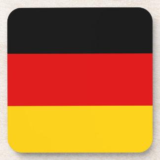 Flag of Germany or Deutschland Coaster