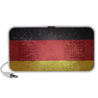 Flag of Germany Portable Speaker