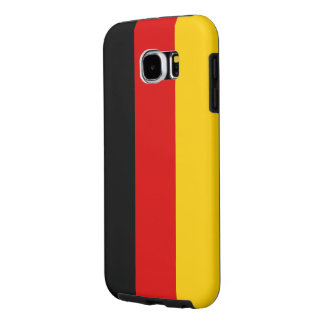 Flag of Germany Samsung Galaxy S6 Cases