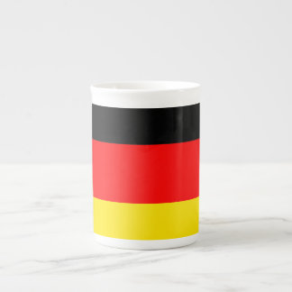 Flag of Germany Porcelain Mugs