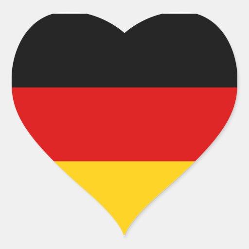 Flag of Germany Sticker
