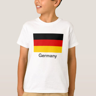 Flag of Germany T-Shirt