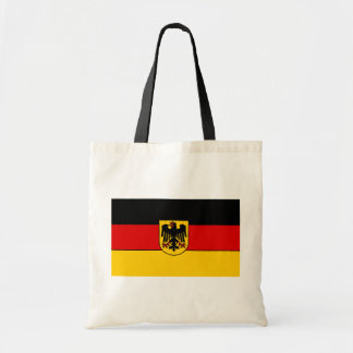 Flag of Germany Tote Bag