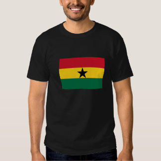 Flag of Ghana Mens T-Shirt