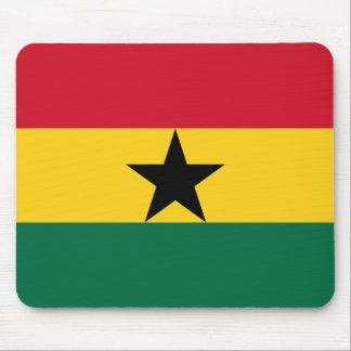 Flag of Ghana Mouse Pads