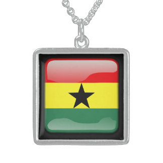 Flag of Ghana Pendant