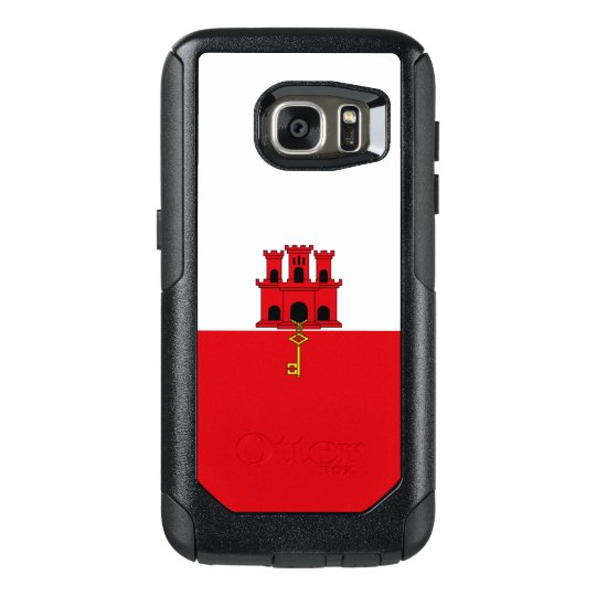 Flag of Gibraltar Samsung OtterBox Case