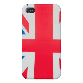 Flag Of Great Britain iPhone 4/4S Case