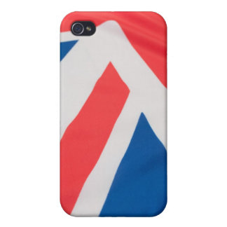 Flag Of Great Britain iPhone 4 Case