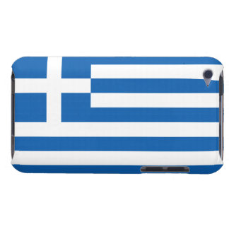 Flag of Greece iPod Touch Case