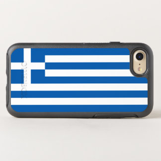 Flag of Greece OtterBox iPhone Case