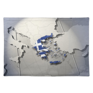 Flag of Greece Placemat
