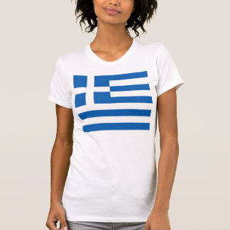 Flag of Greece T-Shirt