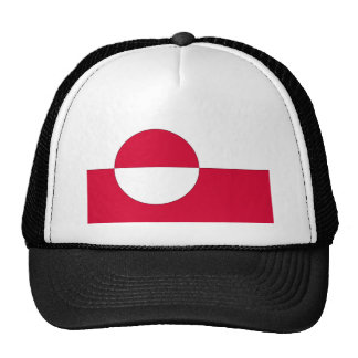 Flag of Greenland Cap