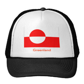 Flag of Greenland Hat