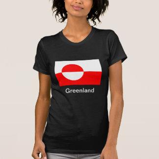 Flag of Greenland T Shirt