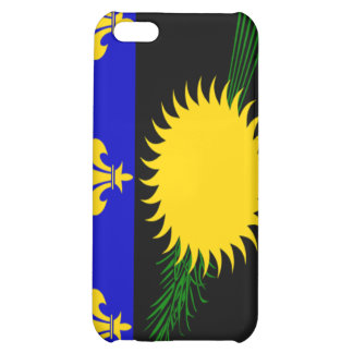 Flag of Guadeloupe Case For iPhone 5C