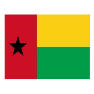 Flag of Guinea-Bissau Post Cards