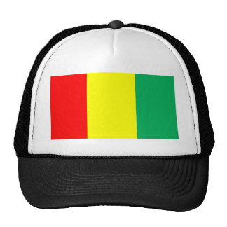 Flag of Guinea Cap