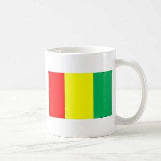 Flag of Guinea Coffee Mug