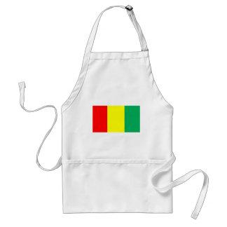 Flag of Guinea Standard Apron