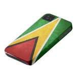 Flag of Guyana iPhone 4 Case-Mate Case