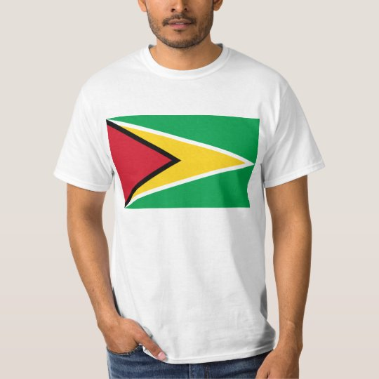 Flag of Guyana T Shirt