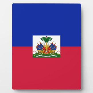 Flag of Haiti Plaque